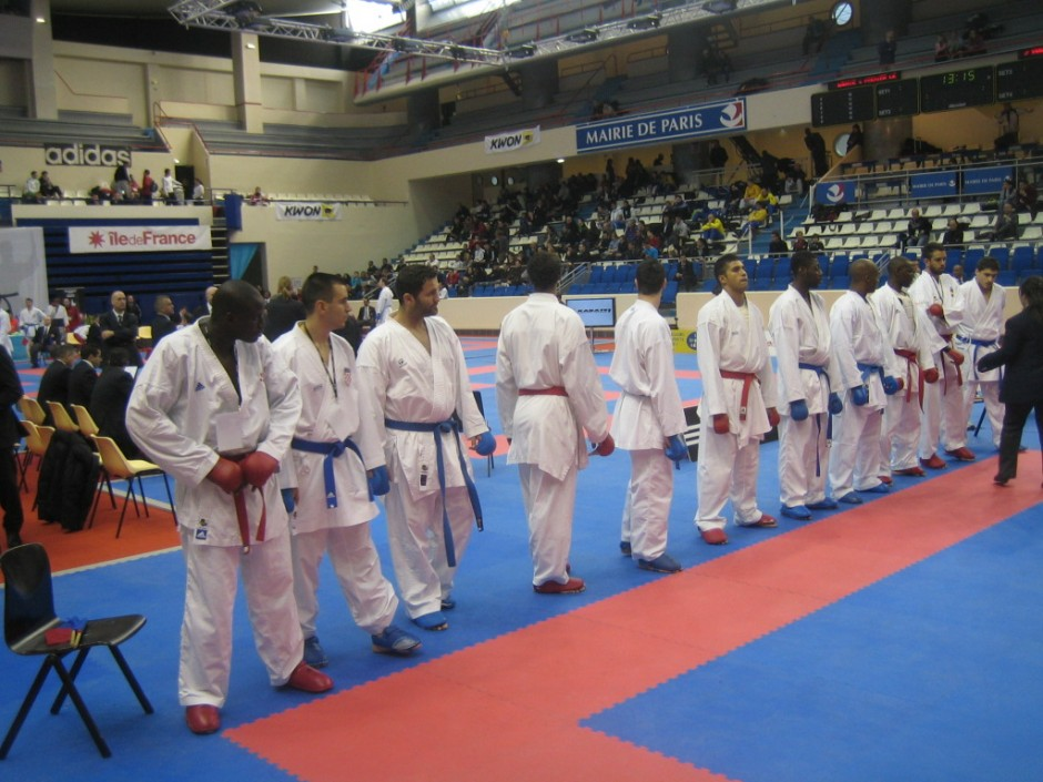 Iz galerije: Karate 1 WKF Premier League – Paris Open